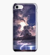 Lightning in HDR iPhone Case/Skin