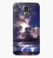 Lightning in HDR Case/Skin for Samsung Galaxy