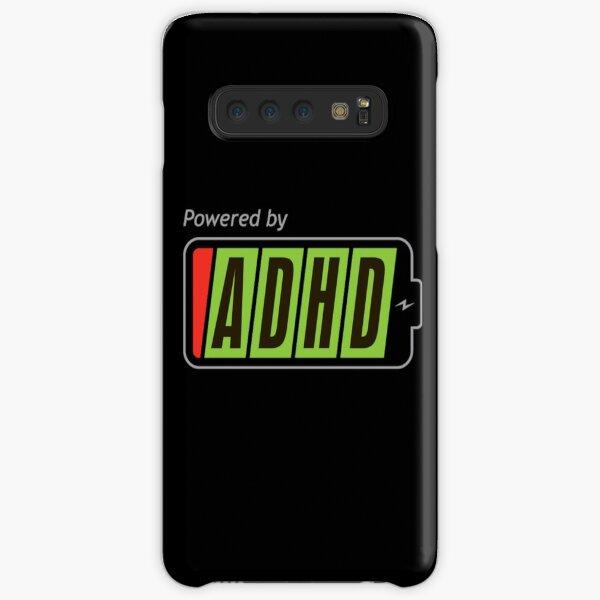 Powered By ADHD Samsung Galaxy Snap Case