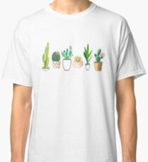 POTTED CACTI Classic T-Shirt