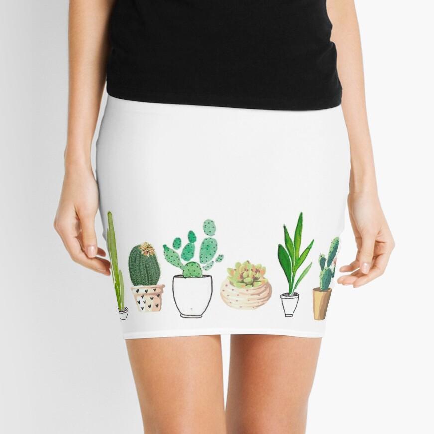 Potted Cacti Minirock