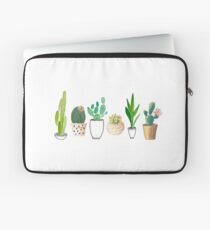 Potted Cacti Laptoptasche