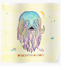 Of Monsters and Men Poster