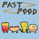 Fast Food by NirPerel