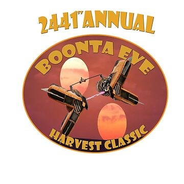Boonta Eve harvest classic pod race by councilgrove