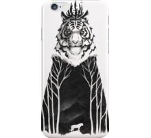The Siberian King iPhone Case/Skin