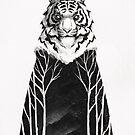 The Siberian King by Dan  Burgess