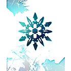 White Snowflake by Nakanoi