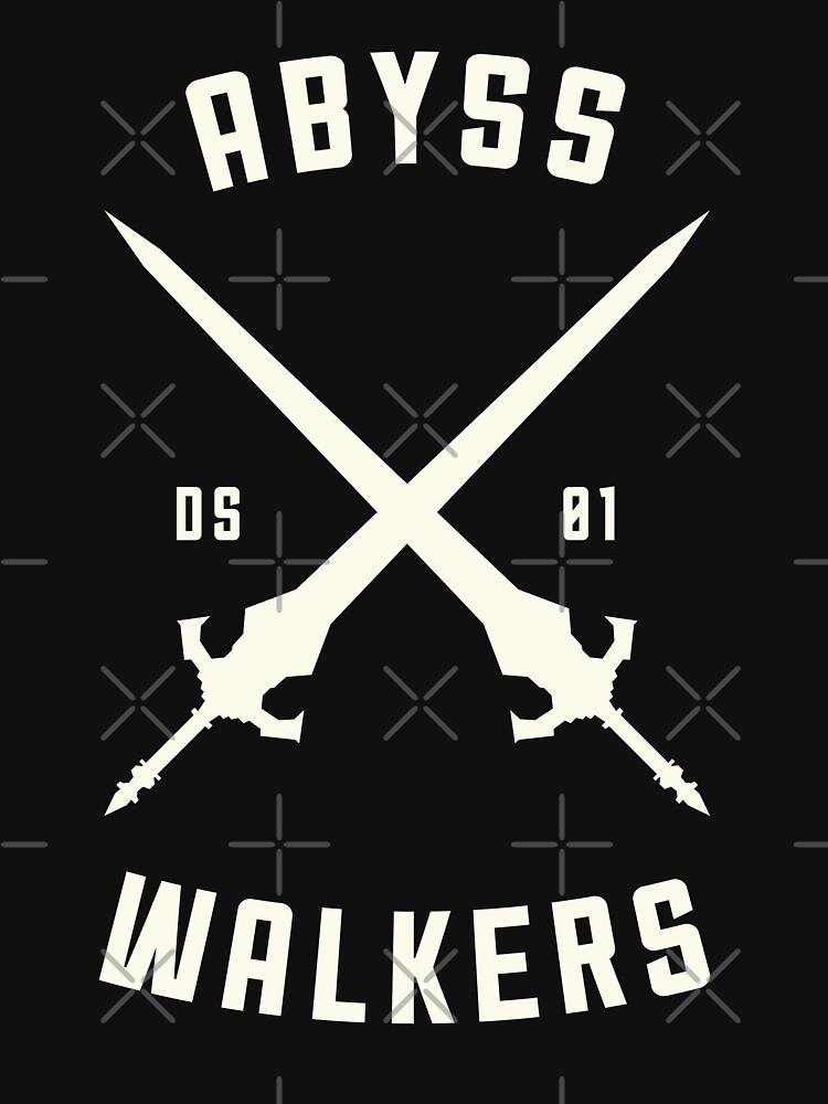 ABYSS WALKER by TwistedBeard