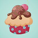 Cupcake by nickelcurry