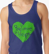 Glaube an die Hoffnung Tanktop für Männer