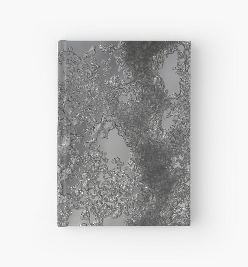 Ice on the skylight by renprovo