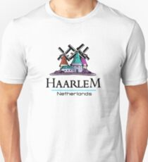 Haarlem, The Netherlands Unisex T-Shirt