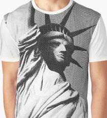LIBERTY Graphic T-Shirt