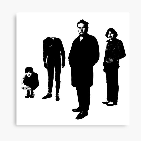 Best Art Logo The Stranglers are an English rock Band Trending Mairmary Canvas Print