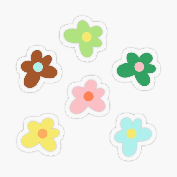 Aesthetic Transparent Stickers Redbubble
