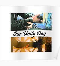Our Unity Day Poster
