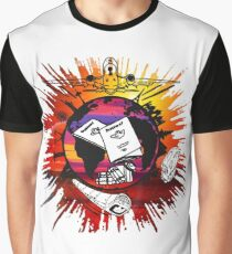 Travel Bug Graphic T-Shirt