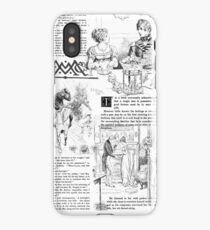 Pride and Prejudice - Pages iPhone Case/Skin