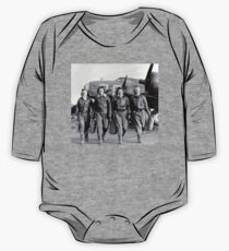 Women of the Airforce One Piece - Long Sleeve