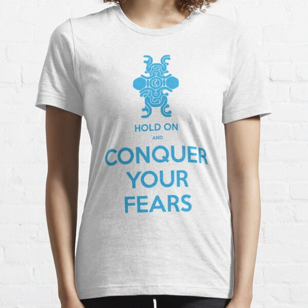 Conquer Your Fears - Shadow of the Colossus Essential T-Shirt