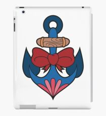 Traditional Anchor iPad Case/Skin