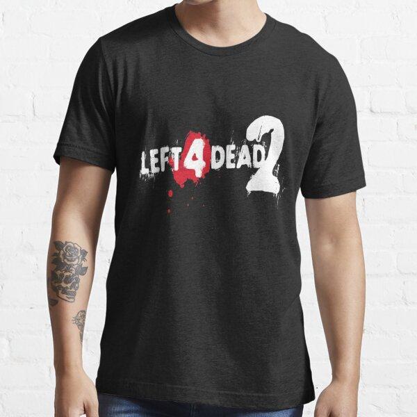 IZQUIERDO 4 LOGO MUERTO 2 Camiseta esencial