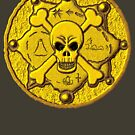 Pirate's Doubloon (Textured) by DrgnMec01