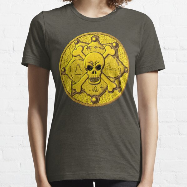 Pirate's Doubloon (Textured) Essential T-Shirt