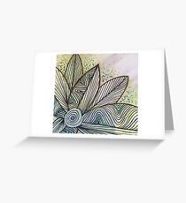 Exotica Greeting Card