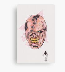 Resident Evil Canvas Print