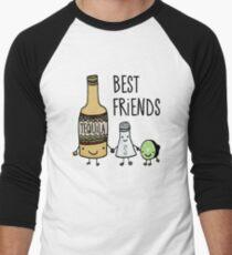 Tequila - Best Friends Men's Baseball ¾ T-Shirt