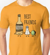Tequila - Best Friends Unisex T-Shirt