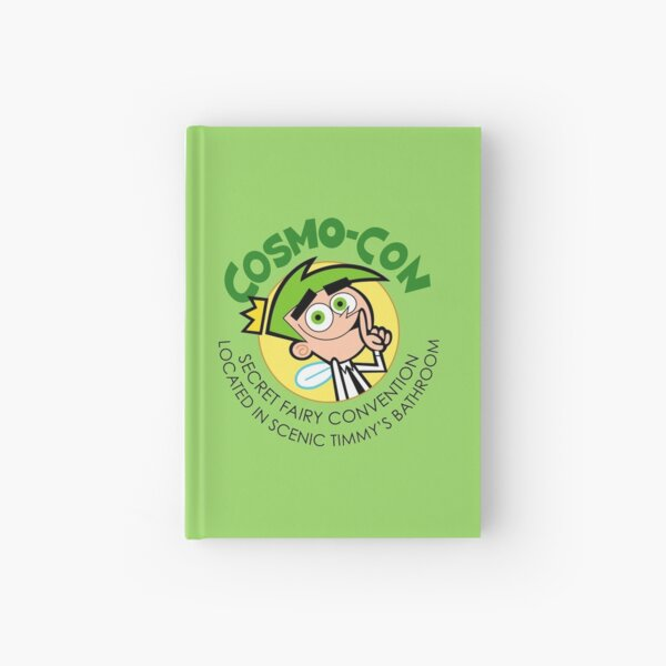 Cosmo Con Hardcover Journal
