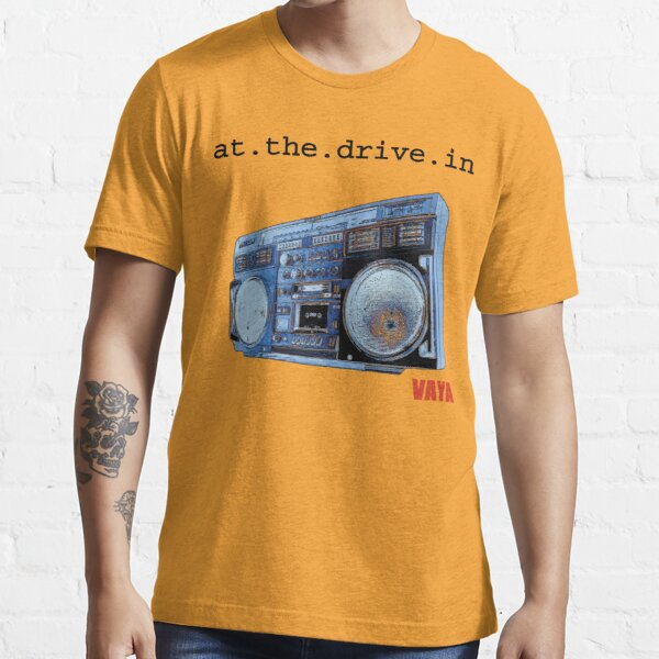 At The Drive In Vaya The Album Essential T-Shirt