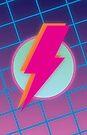 Rad Lightning by Adam Grey