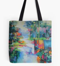 Bunya Riverside Tote Bag
