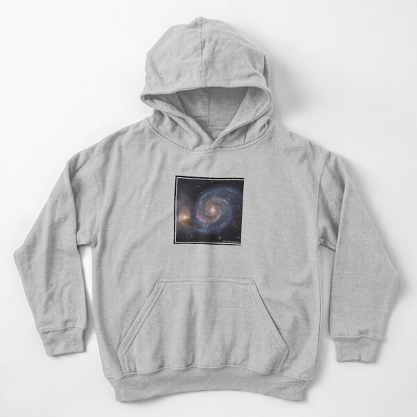Astronomy Kids Pullover Hoodie