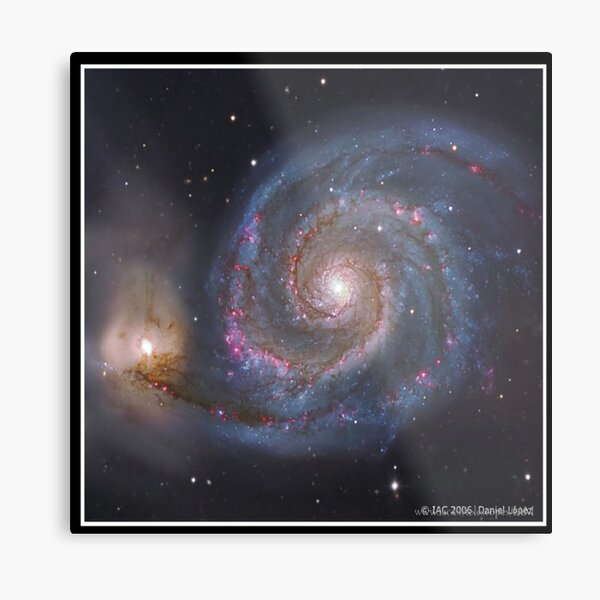 Astronomy Metal Print
