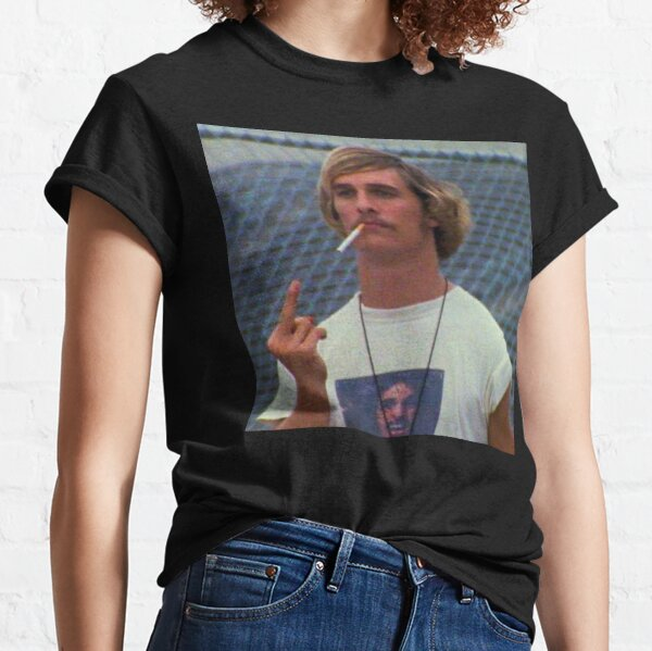 Wooderson Dazed and Confused Classic T-Shirt