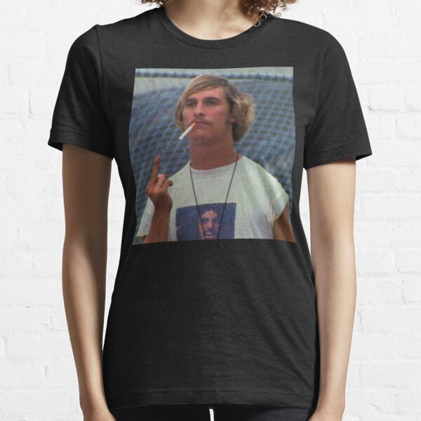 Wooderson Dazed and Confused Essential T-Shirt