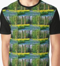 Happy Spring Graphic T-Shirt