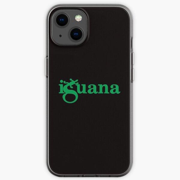 Iguana Animal iPhone Soft Case