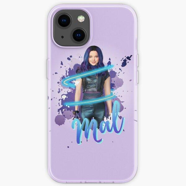 Mal - Descendants 3 iPhone Soft Case