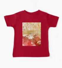 Under the Sea 2 Metal Etched Print Baby Tee