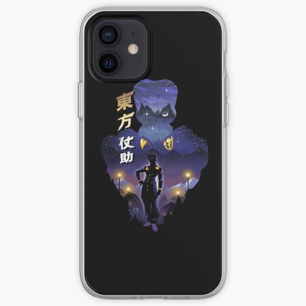 Josuke Crazy Diamond Coque souple iPhone