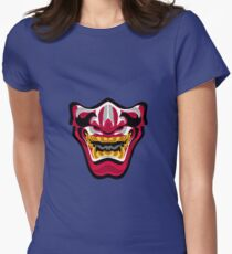 Samurai 2 Womens Fitted T-Shirt