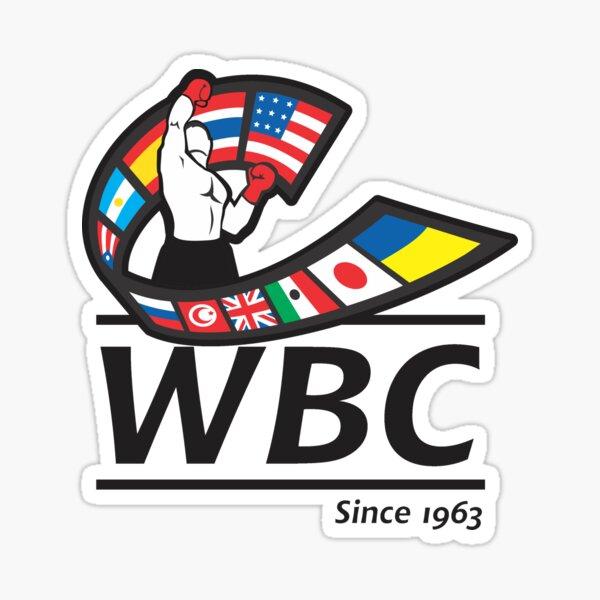 World Boxing Council Sticker