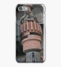 Steam Punk Gear iPhone Case/Skin