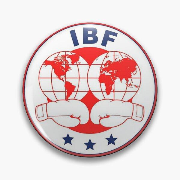 International Boxing Federation Pin